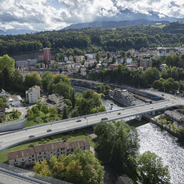 FDP begrüsst Alternative zur Spange Nord und partizipativen Prozess
