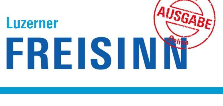 Communique Neue Freisinn-Ausgabe online